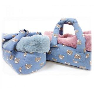 Toy Bear Denim BEDキャリー/サーカスサーカス
