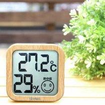 【ネコポス対応】デジタル温湿度計 コンパクトサイズ