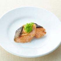 ハロードッグ 鮭のグリーンソース *ネコポス可