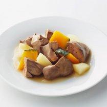 ハロードッグ 鶏肝と根菜スープ *ネコポス可