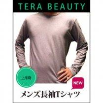 テラビューティ メンズ長袖Tシャツ/クークチュール