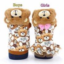 Toy Bear Hoodie/サーカスサーカス