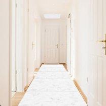 ペット専用マット(折りたためる廊下敷きタイプ)マーブル柄 大理石調/ディパン