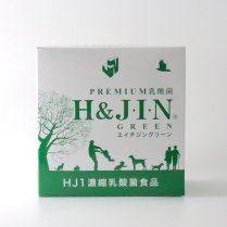 PREMIUM乳酸菌エイチジン グリーン 動物用/H&J