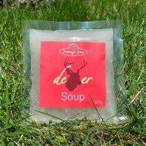 <期間限定セール>【冷凍】広島県産 鹿100%スープ/Jimmy's Paw