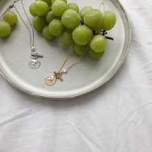 Coin Slide Necklace