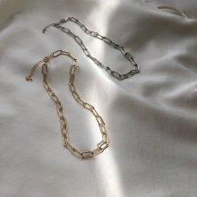 Motif Chain Necklace