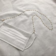 Point Pearl Mask Strap