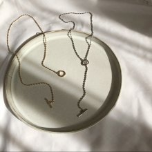 <img class='new_mark_img1' src='https://img.shop-pro.jp/img/new/icons14.gif' style='border:none;display:inline;margin:0px;padding:0px;width:auto;' />Oval Chain Slide Necklace