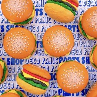 【A107】bigハンバーガーチャーム