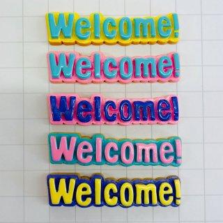 【D115】【セット売り】Welcome!パーツが各1個ずつ計5個入ったお得なセット★アソート★1個分お買い得