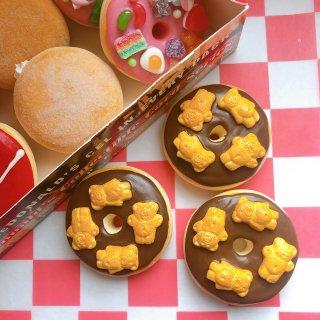 くまクッキードーナツ