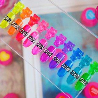 【クリアカラーシリーズ】単品販売 パニジェル★国産ジェル★化粧品登録済み★プロ仕様