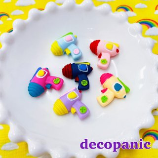 【B231】水鉄砲パーツ デコパーツ decopanic デコパニック
