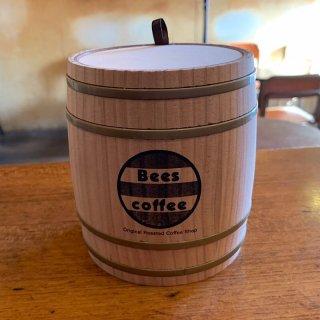 ビーズコーヒー オリジナル樽キャニスター