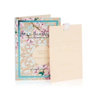 DOLCE SOLE[SCENTED CARD]