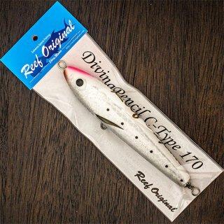 Diving Pencil C-Type170 ホワイトピンクヘッド