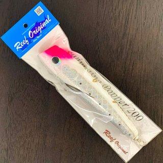 Swimming Popper 200 ホワイトピンクヘッド