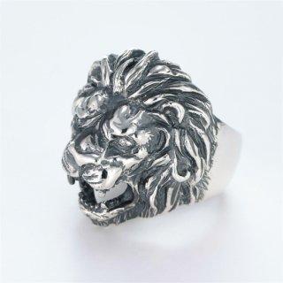 獅子のシルバーリング