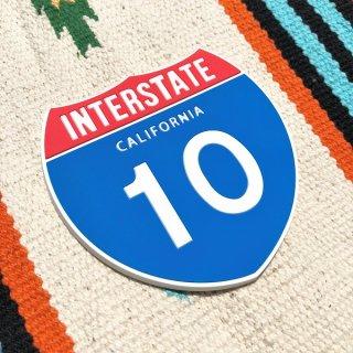INTERSTATE 10号線 ラバーコースター