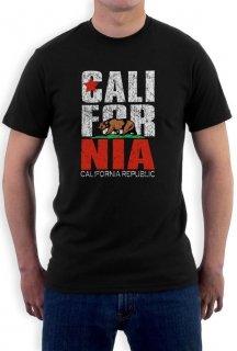カリフォルニアリパブリック Tシャツ 黒
