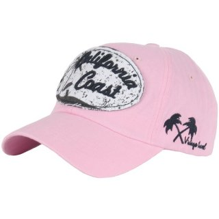 California Coast ベースボールキャップ (Pink)