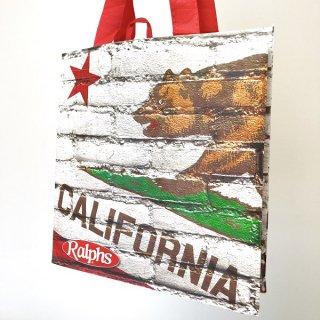 Ralphs ラルフスのエコバッグ(カリフォルニアベアー)
