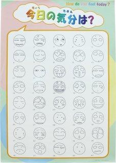 表情ポスター