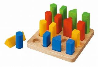 幾何学ペグボード