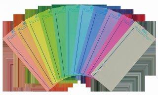 魔法の定規 リーディングルーラー ワイド 基本カラー5色パック