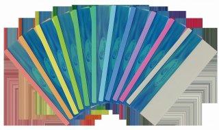 魔法の定規 リーディングルーラー デュオ 基本カラー5色パック