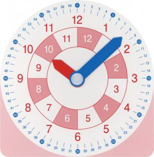 スモールステップ時計