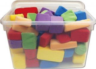 色いろブロックセットコンテナBOX
