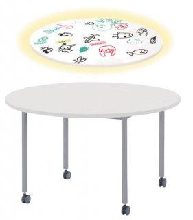 多目的テーブル H580mm 丸形/H640mm 丸形/H700mm 丸形【別途送料・都度見積】