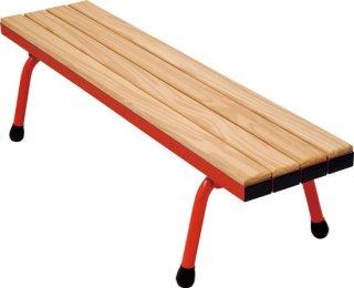 おもめのベンチ  赤/白/イエロー・ブルー
