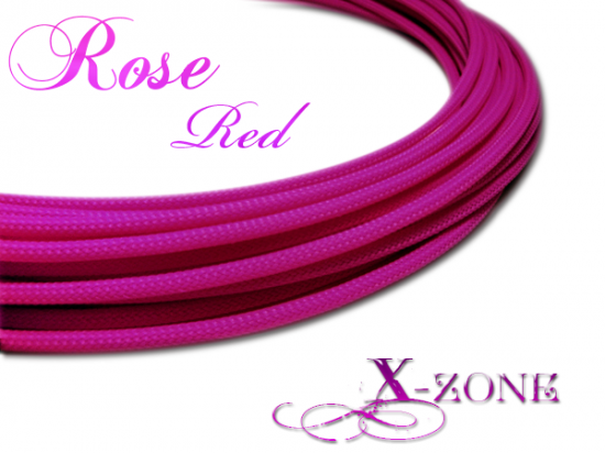 4mm Sleeve - ROSE RED