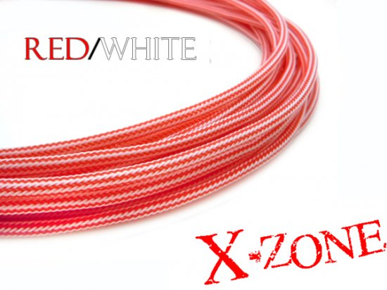 4mm Sleeve - RED & WHITE