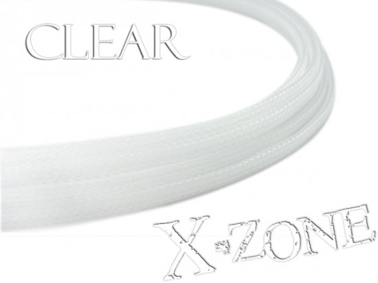 4mm Sleeve - CLEAR