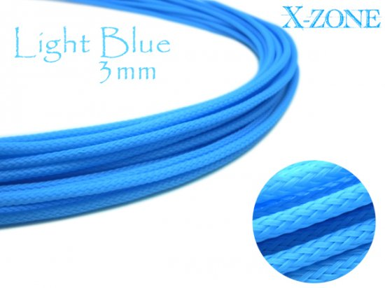 3mm Sleeve - LIGHT BLUE