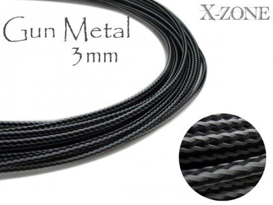 3mm Sleeve - GUN METAL