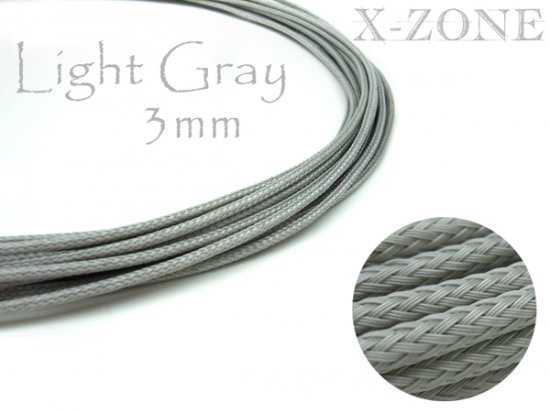 3mm Sleeve - LIGHT GRAY