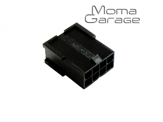8Pin ATX Power Connector Male + Pin set