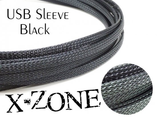 USB Sleeve - BLACK