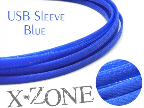 USB Sleeve - BLUE