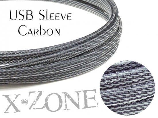 USB Sleeve - CARBON