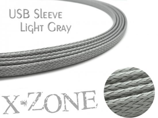 USB Sleeve - LIGHT GRAY