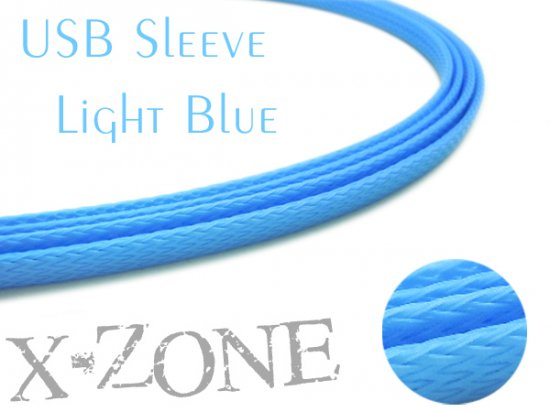 USB Sleeve - LIGHT BLUE