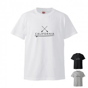 【送料無料】【約7営業日で発送】カリフォルニアオリジナルTシャツ
