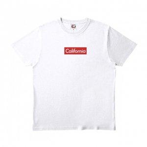 【送料無料】ボックスロゴTシャツ