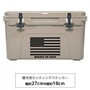 【メール便送料無料】オリジナルステッカー 星条旗 アメリカ国旗
